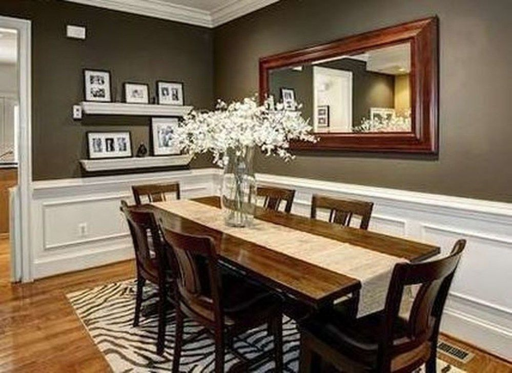 49 Stylish Large Decorative Mirrors Ideas For Dining Room Mirror