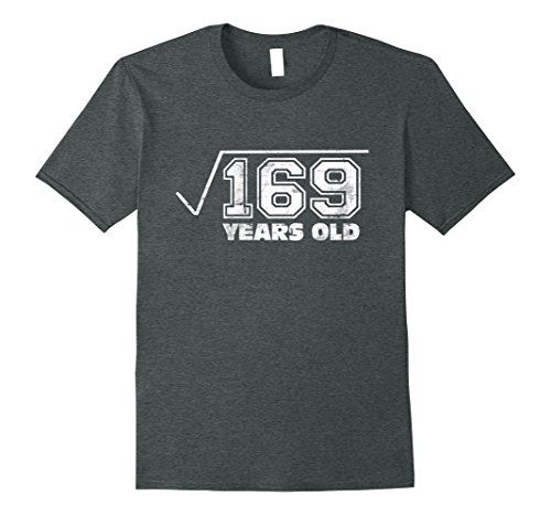 Mens 13th Birthday Shirt Gifts For Girls Or Boys Outfits