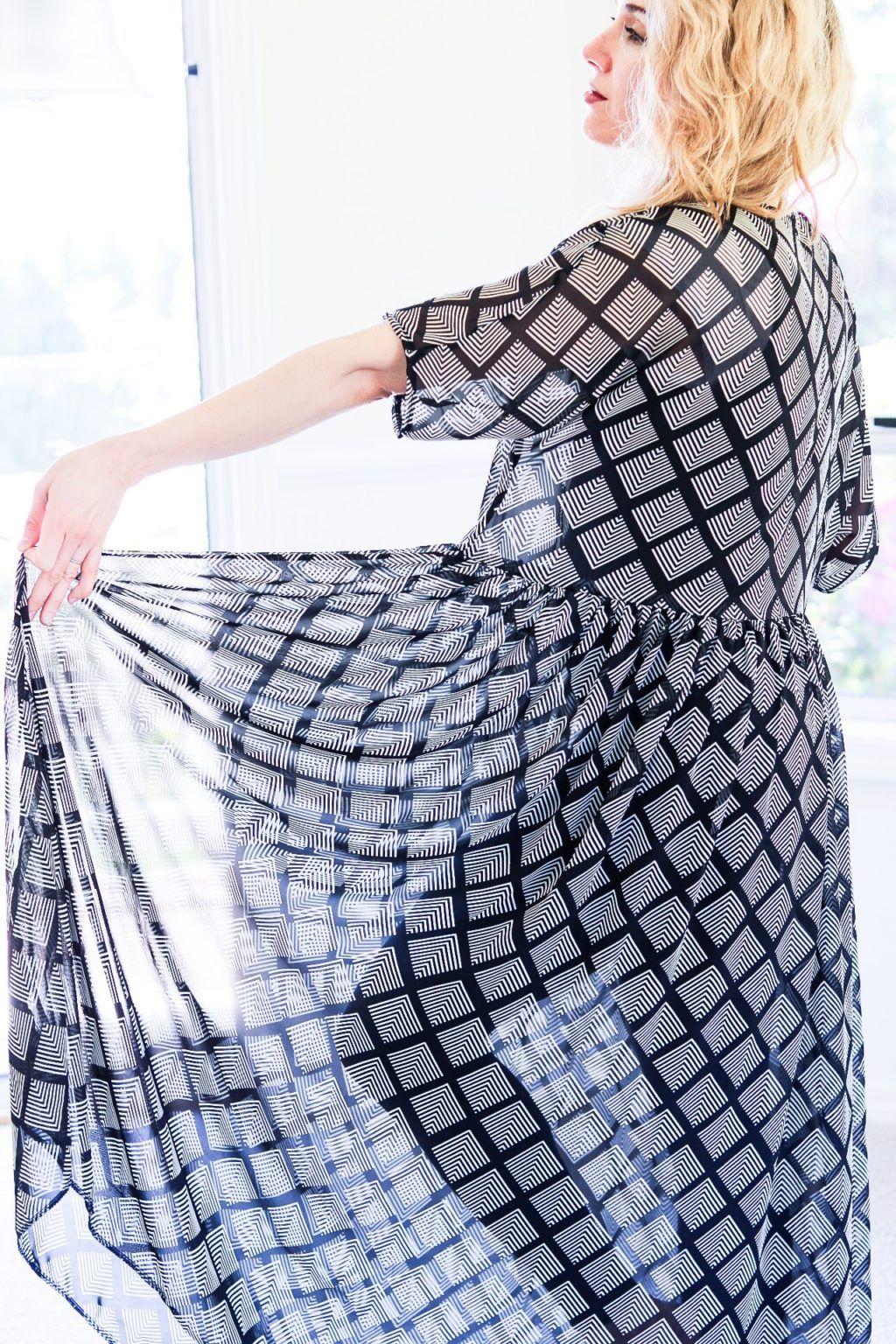 Dreamy summer diy maxi dress dress tutorials summer and tutorials