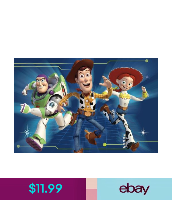 Disney Pixar Toy Story Woody Buzz