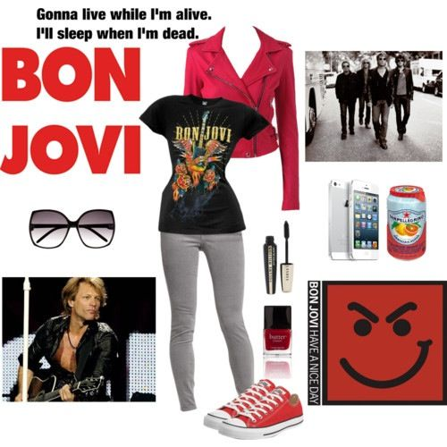 Cool jovi outfit