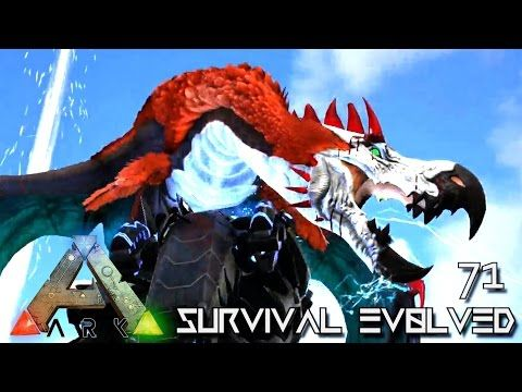 awesome ARK: SURVIVAL EVOLVED - DodoWYVERN SPAWNS AT LAST !!! E71