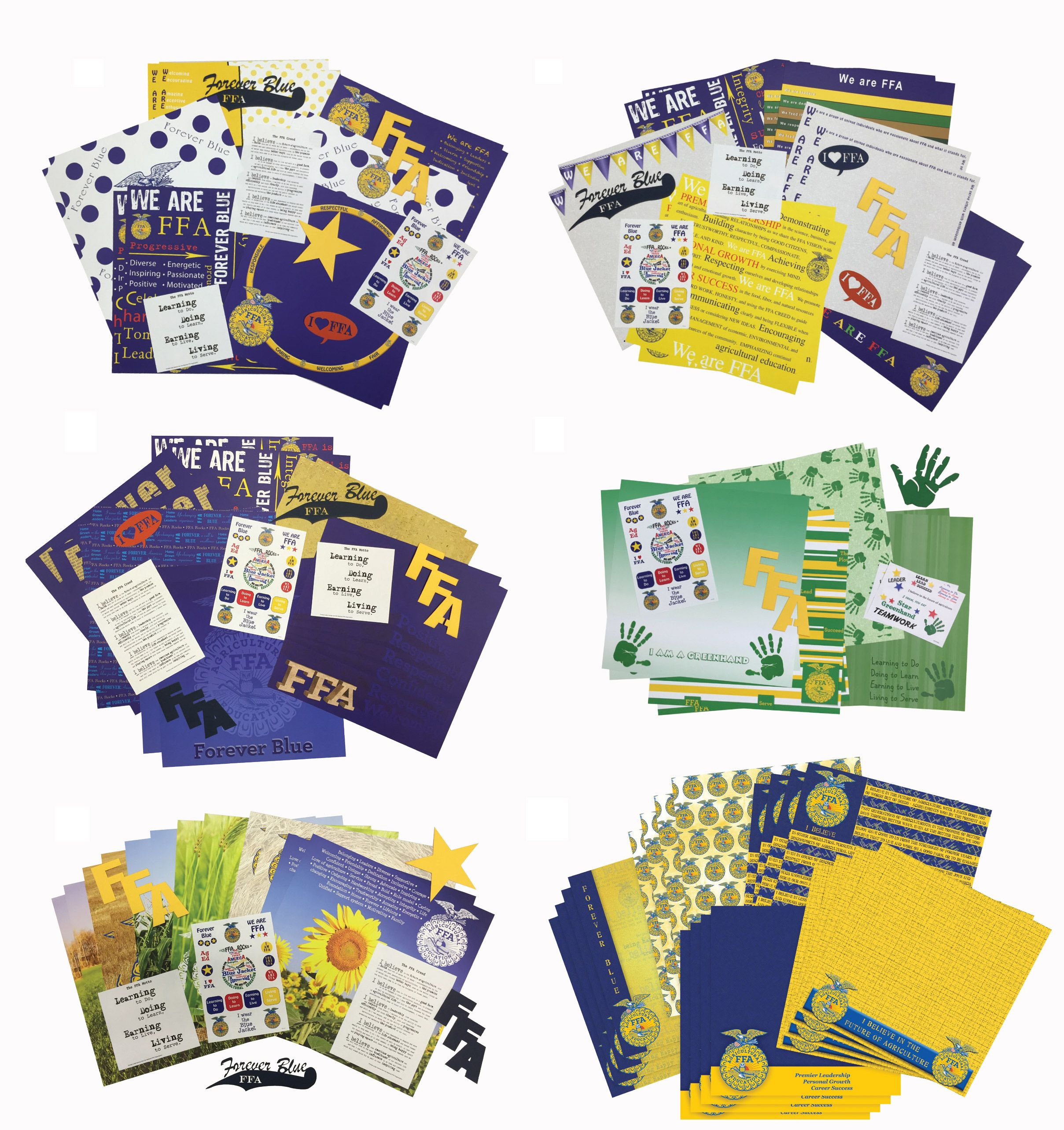 All Your Ffa Scrapbooking Needs In One Pack At Shop Ffa Shop Ffa