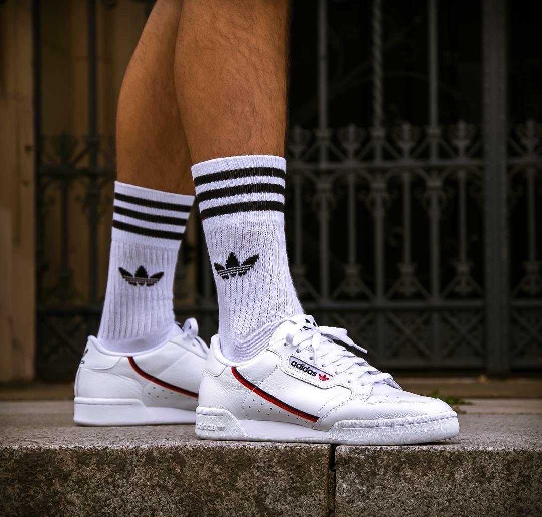 7cec6f30d7b8e7 adidas Originals Continental 80 Addidas Sneakers
