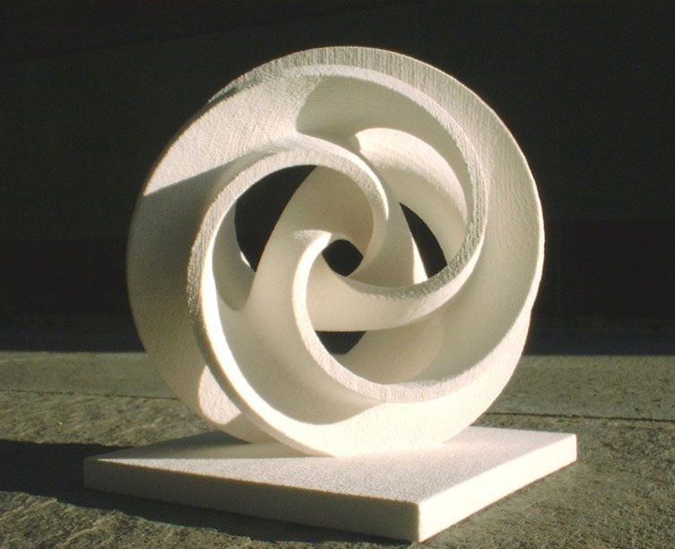 This Sculpture Is An Example Of Radial Symmetry And Balance Because All The Pieces Are Centered Around A M Radial Balance Sculpture Images Principles Of Design