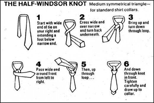 How to tie a tie properly - Windsor Knot   The o'jays, Style and Knots