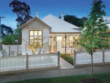 Cute weatherboard exterior house design ideas for Weatherboard house designs
