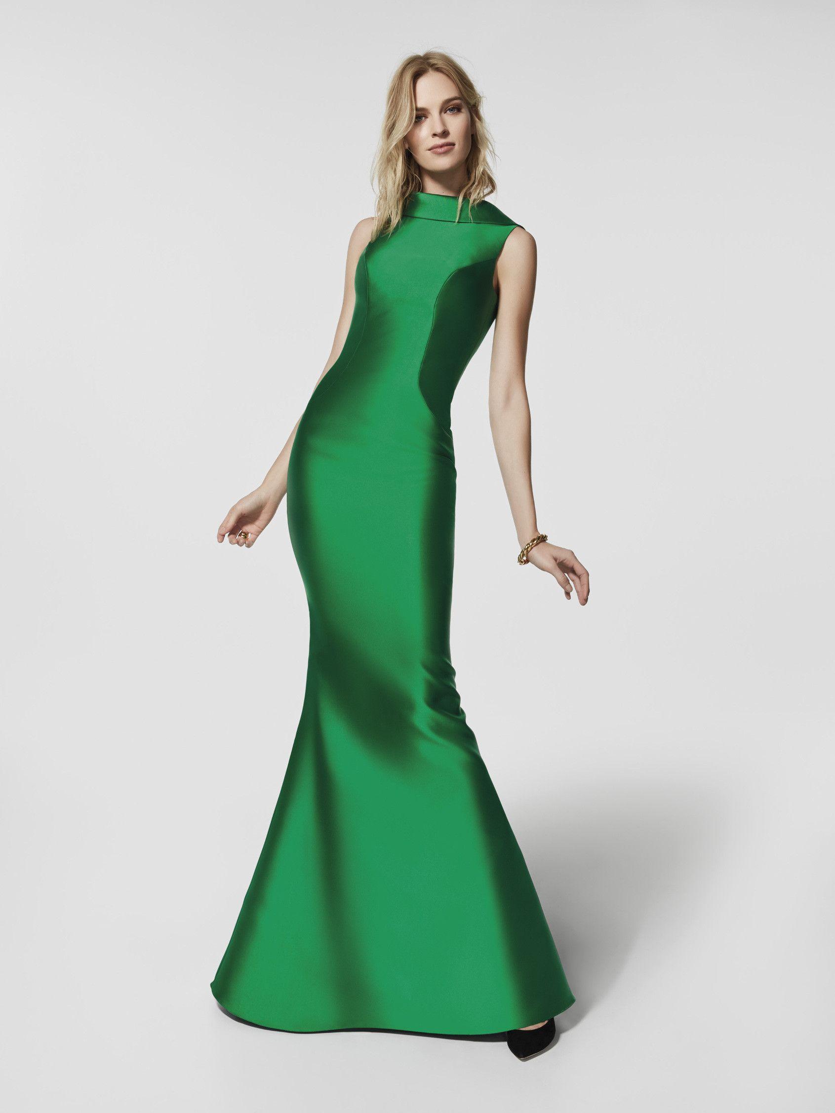 Que significa sonar con vestido de fiesta verde