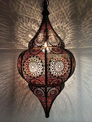 Orientalische Marokkanische Lampe Leuchte Malha: