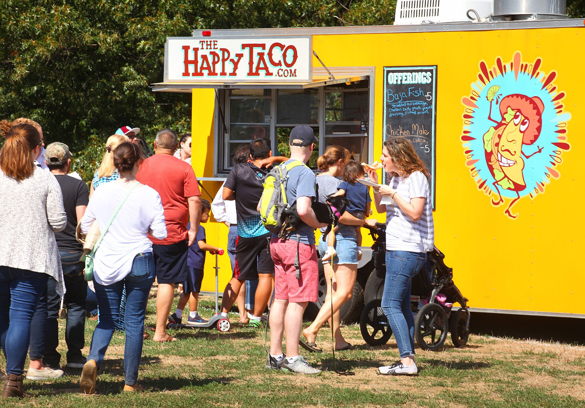 The 2nd quincy food truck craft beer rodeo attracting for Food truck and craft beer festival