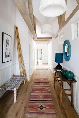 melange de plusieurs styles pour la decoration du couloir http www homelisty