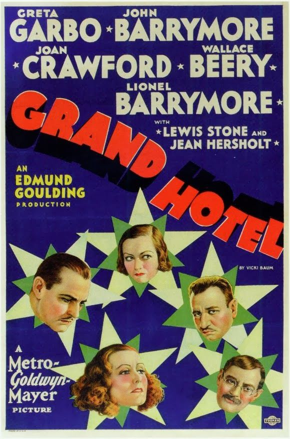 grand hotel filme 1932 - Pesquisa Google