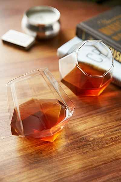 Drink A Diamond Glass Set Verre A Cognac Home And Deco Cuisinella