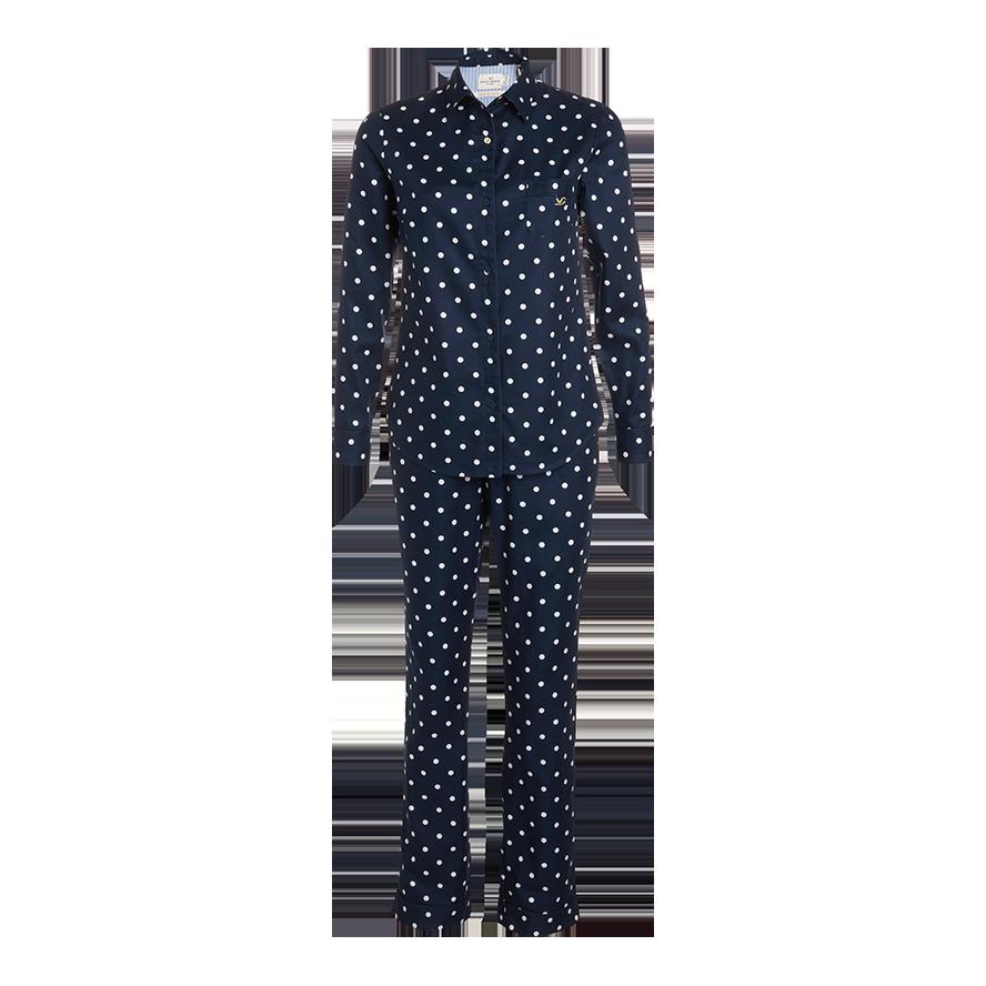 flonel pyjamas dame