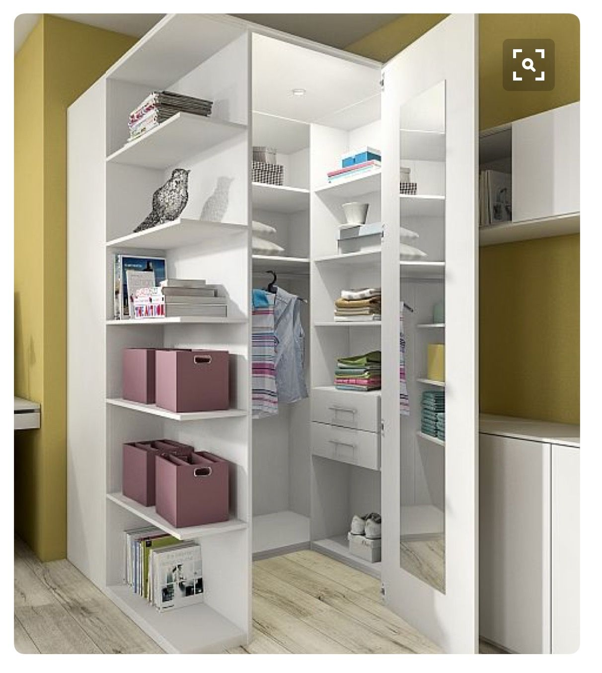 Cuisine Nomade Ikea Perfect Pop Up Walk In Closet So Even If You Dont Have One