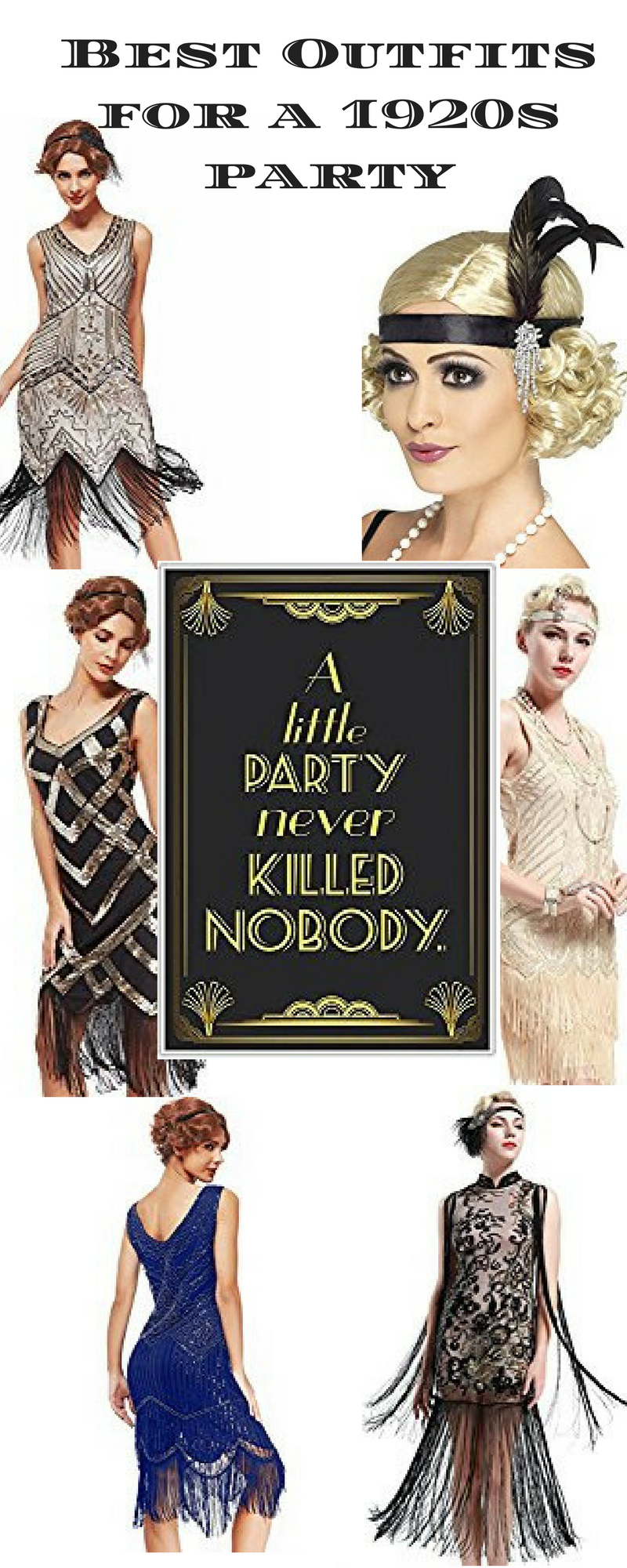 1920s Style Party What To Wear My Cup Of Retro Party Outfits For Women Gatsby Party Dress 1920s Party Dresses [ 2000 x 800 Pixel ]