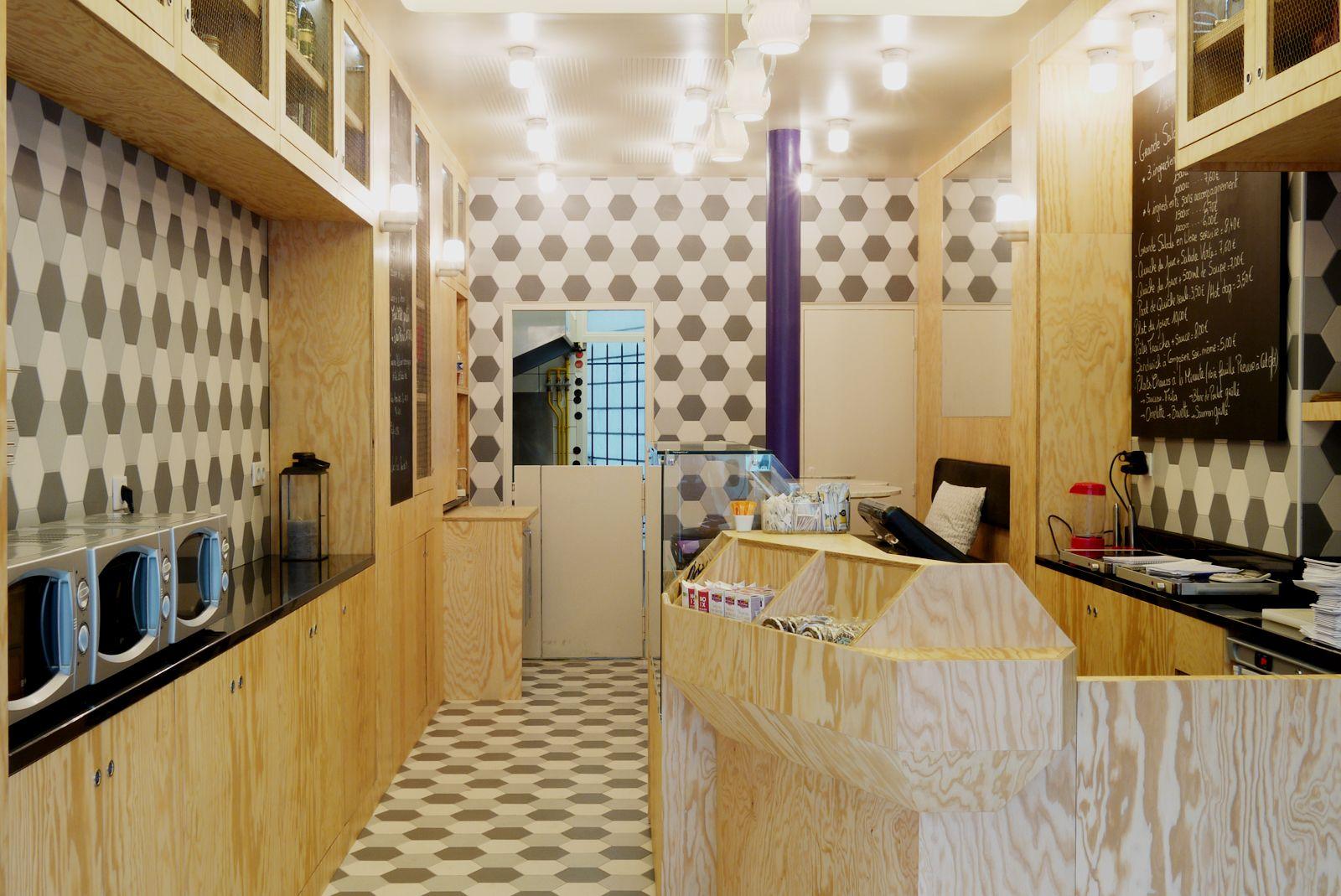 Chez Margot Architecture intérieur concept: Studio janréji http ...