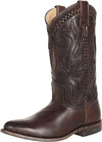 FRYE Women's Wyatt Overlay Boot,Dark Brown Stone Antiqued,10 B (M) US FRYE http://www.amazon.com/dp/B006O0JS2Q/ref=cm_sw_r_pi_dp_Tfwvvb1R8RZRR