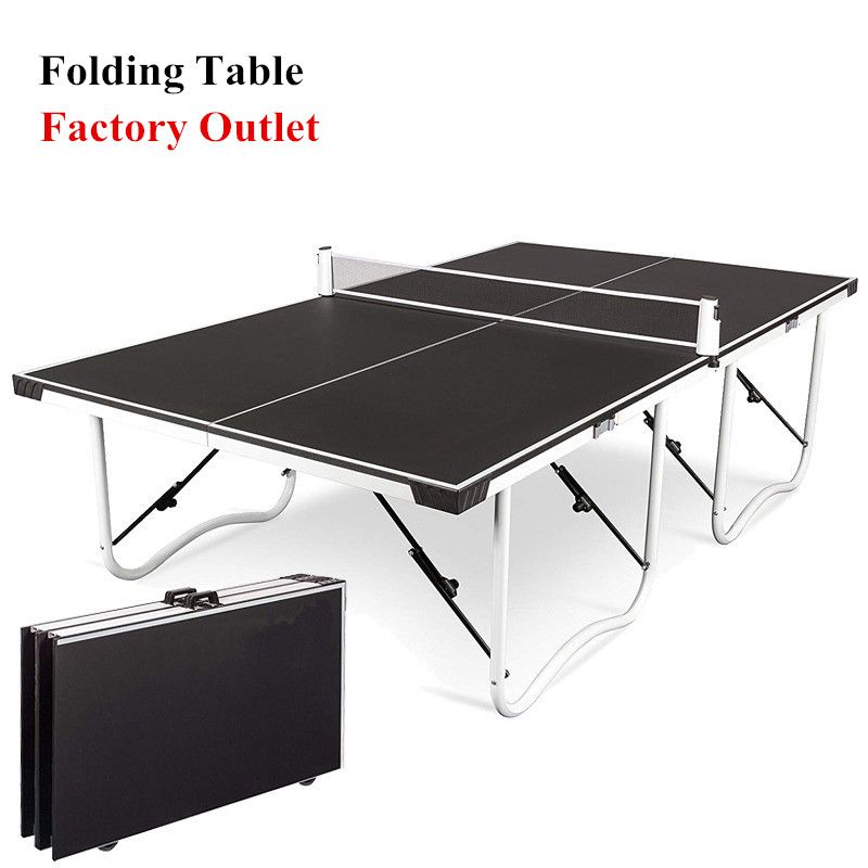 Wholesale Folding Table Tennis Table With Pulley From M Alibaba Com Table Tennis Table Outdoor Table Tennis Table