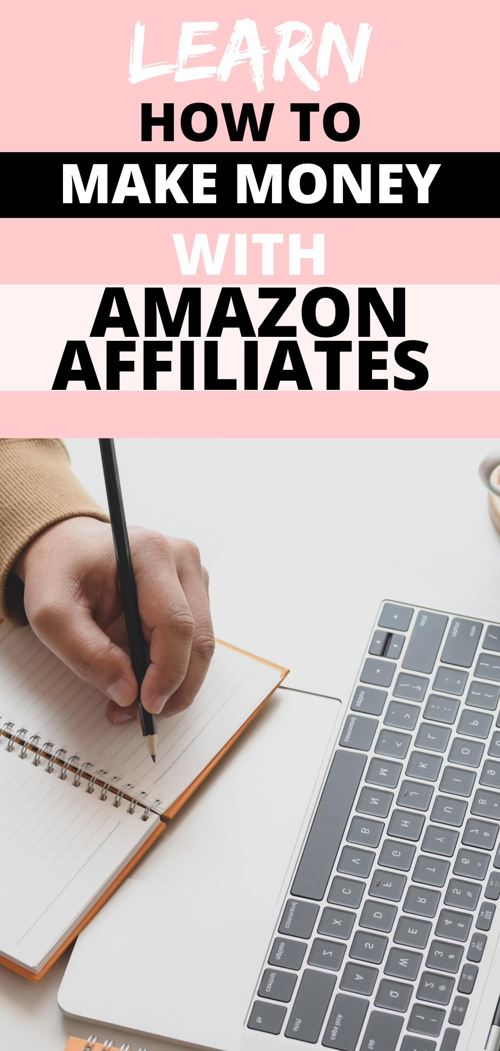 Did you know that you can earn money through the Amazon affiliate programme by recommending products to other people? Here is a complete course that will teach you everything about making money through this affiliate programme so you can make lots of money in no time. #Udemy #Affiliatelink