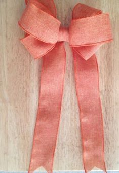 Photo of How to make a simple wire ribbon bow for wreaths