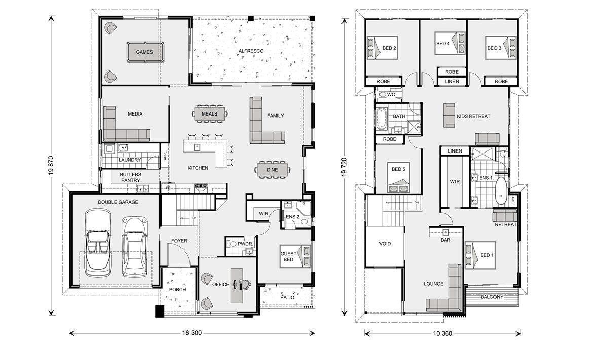 Hawthorn Prestige 471 Home Designs In Act G J Gardner