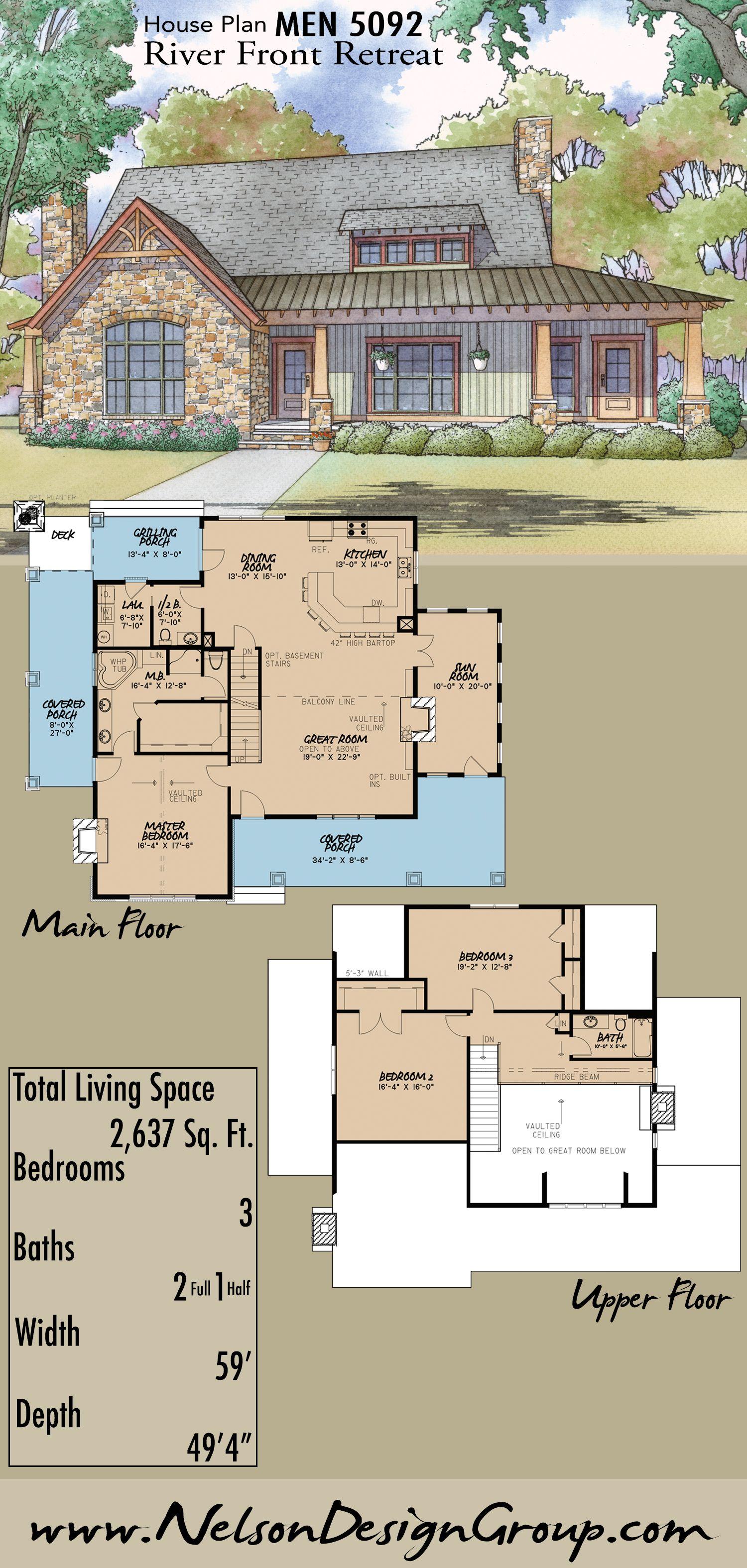 Houses Houseplans Homeplans Houseplan Homeplan Rustic Dreamhome Cottage Floor Plans Rustic House Plans House Blueprints