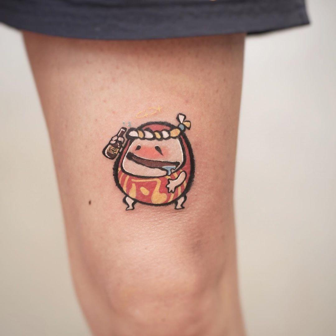 """Qnina on Instagram: """"Just like to drink. 🍻 Done at @newtattoo_studio  . . . #tattoo #tattoos #tattooideas #tattoosleeve #tattooartist #tattoo2me #tattooidea…"""""""