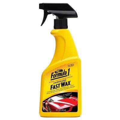 Formula 1 Fast Wax 615056 Car Polish Formula 1 Cleaning
