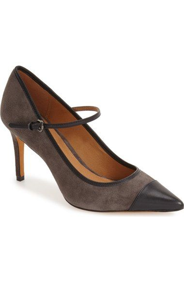 COACH 'Smith' Mary Jane Pump (Women) available at #Nordstrom