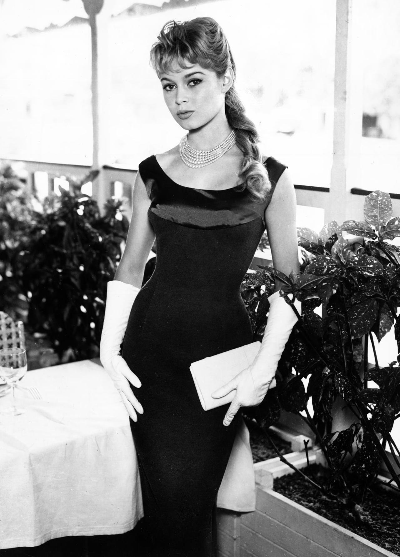 Brigitte Bardot Clothes