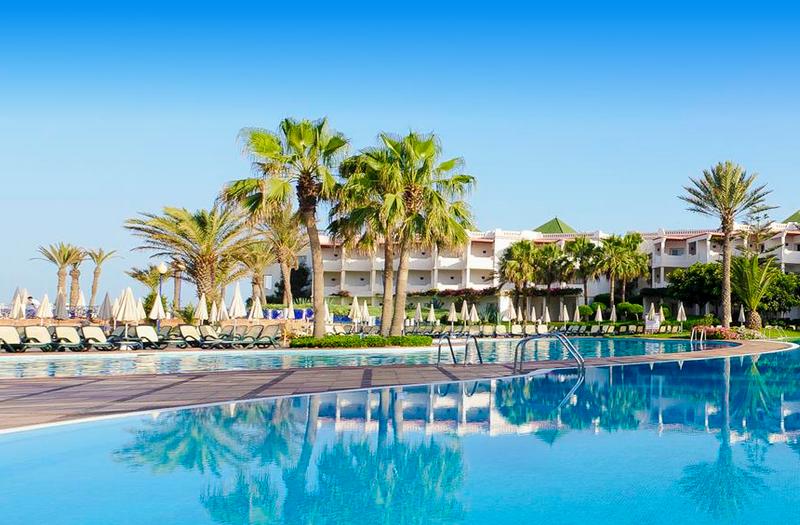 Iberostar Founty Beach In Agadir Marokko Mooie Plaatsen Strandvakantie Vakanties
