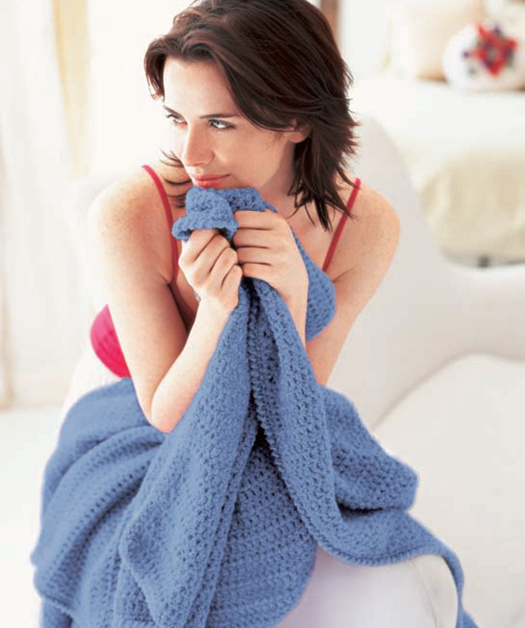 Pour Débutant | Knitted Blankets & Pillows | Pinterest | Dos agujas ...