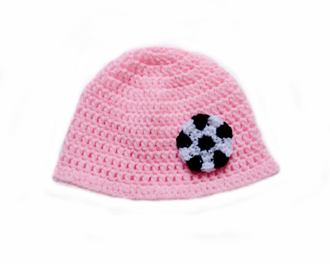 c47d29fb067 Baby Girl WORLD SOCCER HAT Girl Football