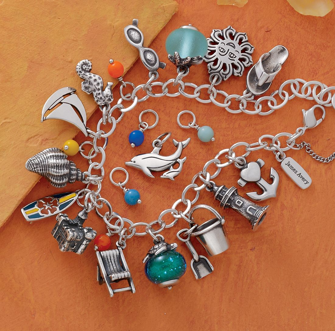 Summer Charm Collection James Avery Charms Pinterest