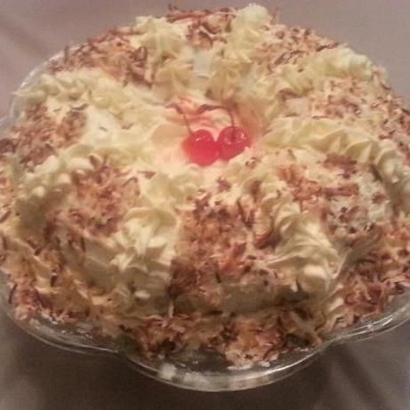 Cake Mix Doctor Hummingbird Cake