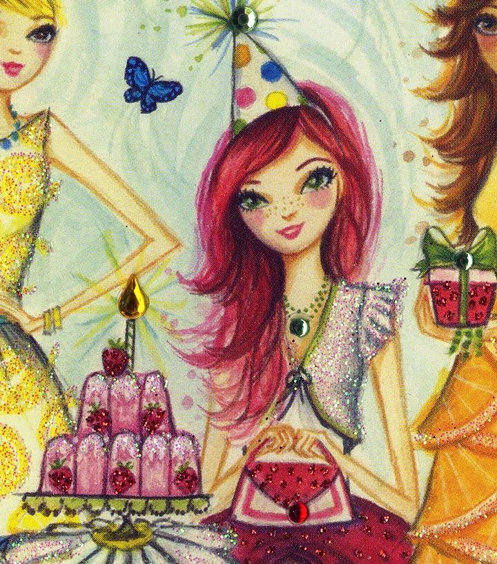 Bella Pilar-De cumpleaños