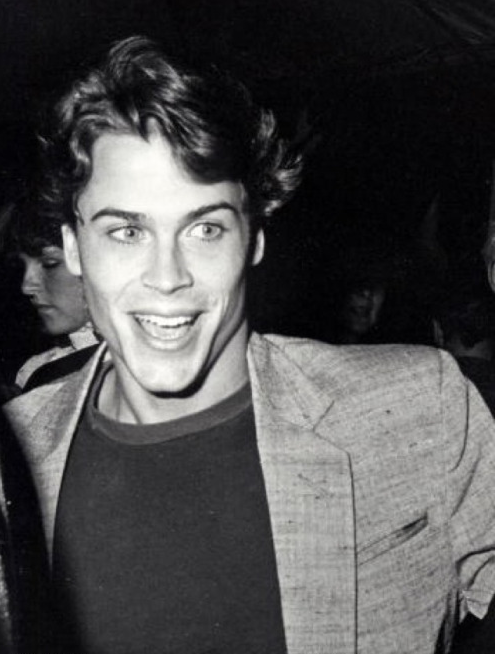 Rob lowe young tumblr