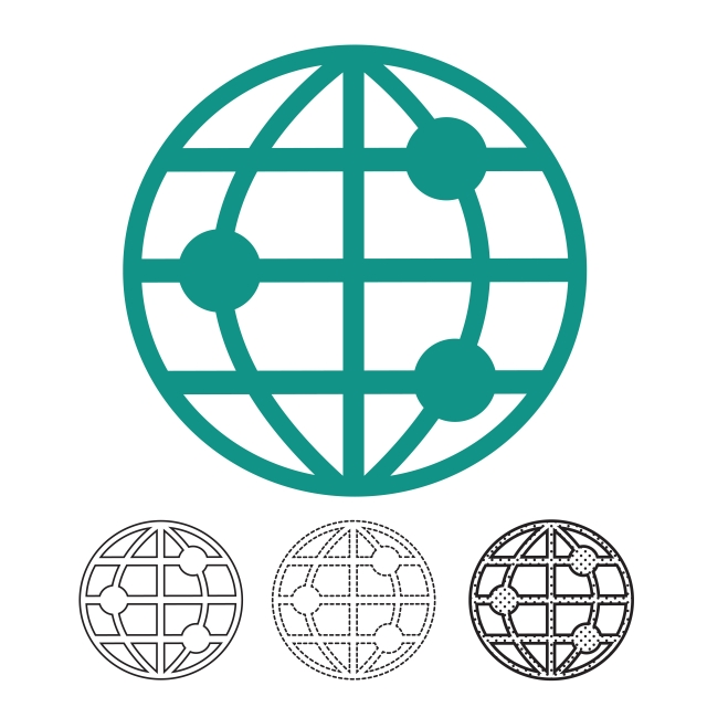 Globe Vector Icon Globe Icons Map Globe Png And Vector With Transparent Background For Free Download Globe Vector Vector Icons Free Globe Icon