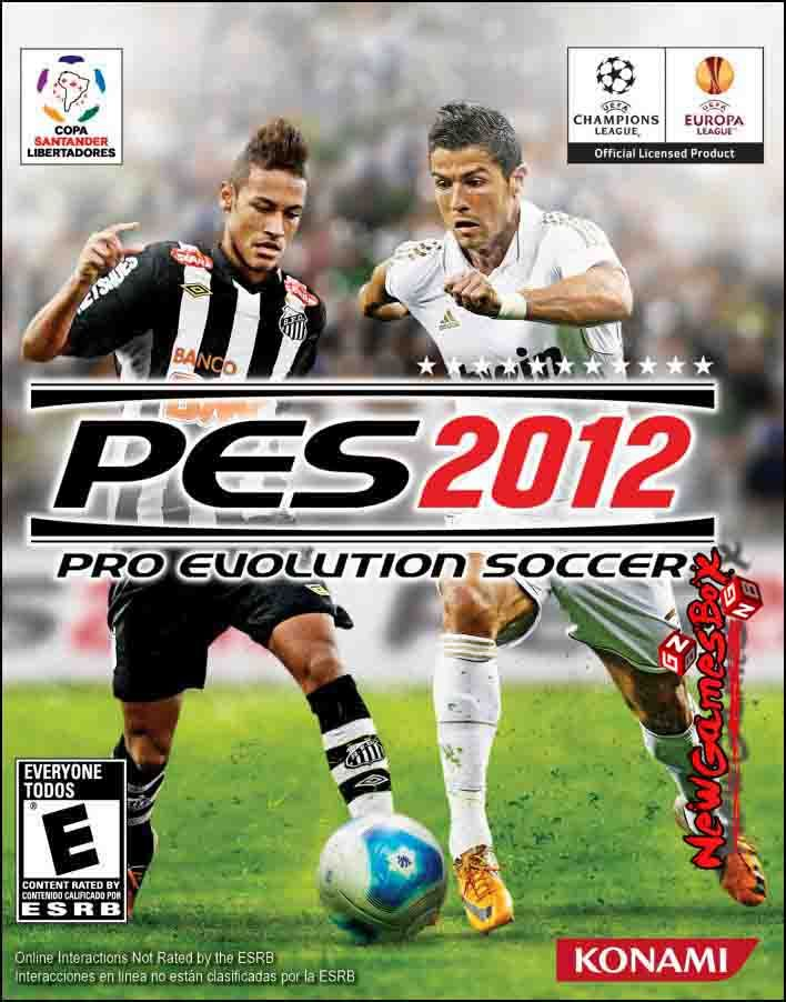 Pes 2012 Pro Evolution Soccer Pc Game Free Download Full Version Pro Evolution Soccer Evolution Soccer Konami