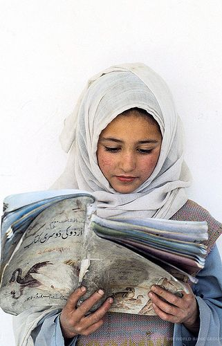 """Educate a boy and you educate an individual. Educate a girl and you educate a community""        Photo by (UNGEI)"