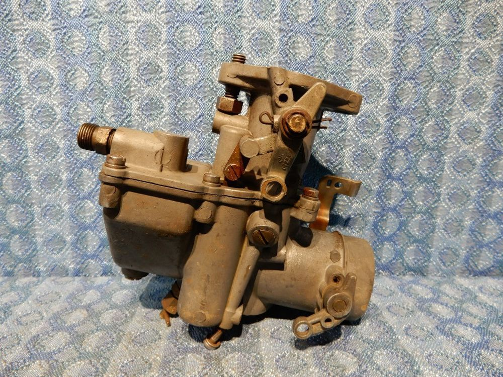 Circa 1930 Original Tillotson Updraft Carburetor J1B 1930