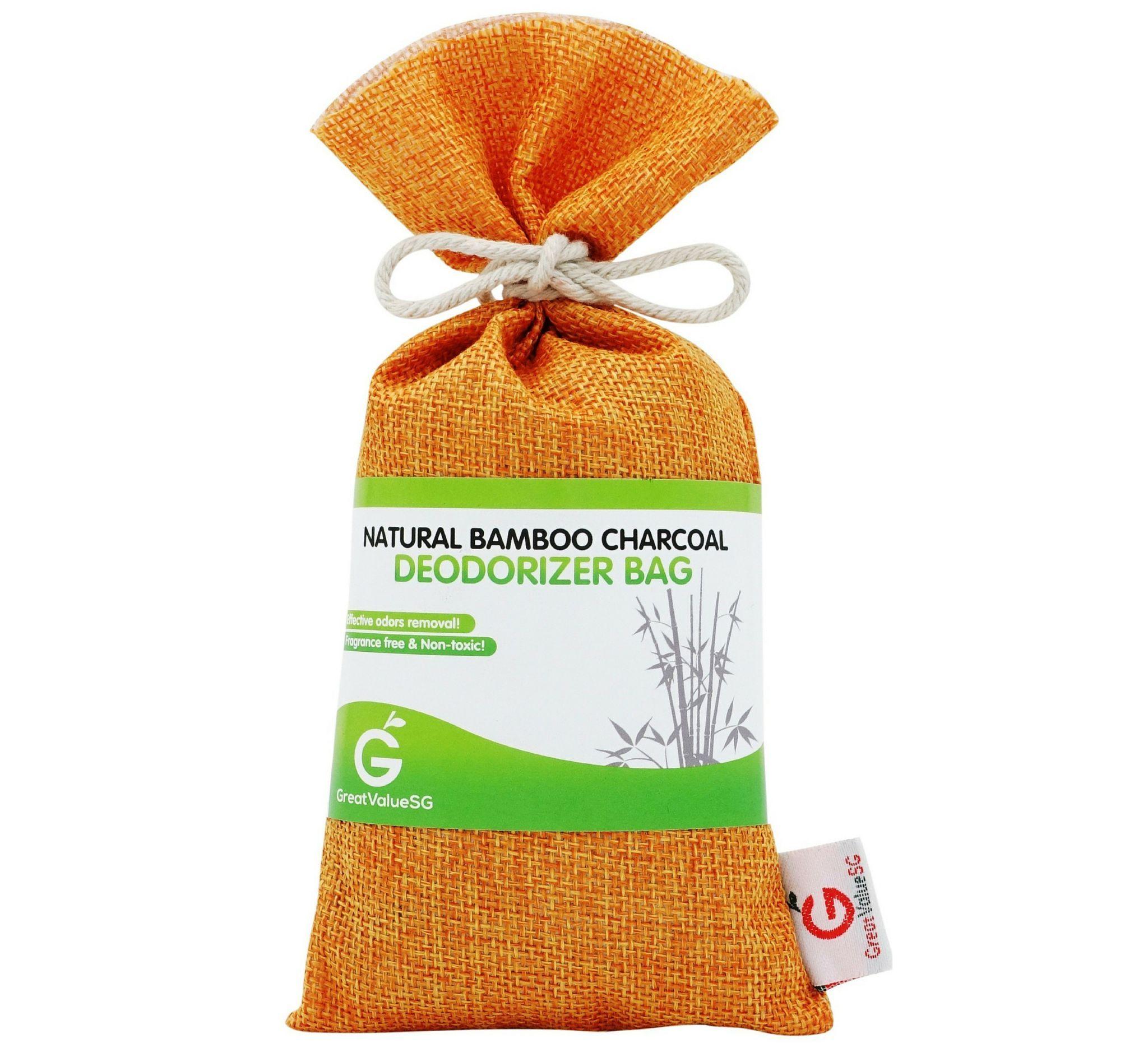 Bamboo Charcoal Deodorizer Bag