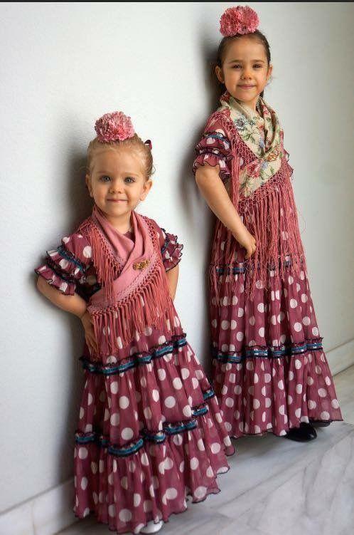 Pin De Yalçın üstündağ En İnsan çocuk Kültür Traje Flamenca Niña Vestido Flamenco Niña Vestidos De Flamenca