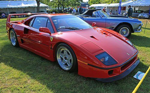 Ferrari F40 Pininfarina 1991 1