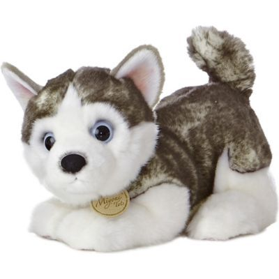FindMiyoni by Aurora Siberian Husky Pupin thePlush Toys category at Tractor Supply Co.The Miyoni by Aurora Siberian Husky Pup is a classic po