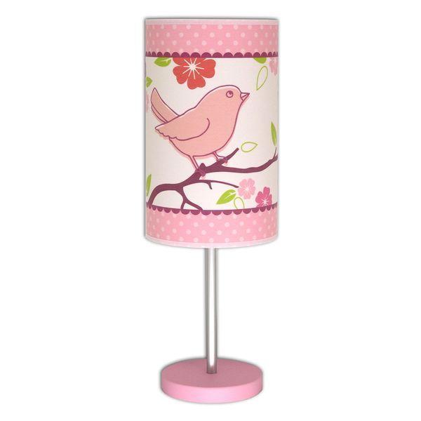 Lampe à poser Oiseau Jolie lampe de chevet pour chambre du0027enfant - creer sa maison en ligne