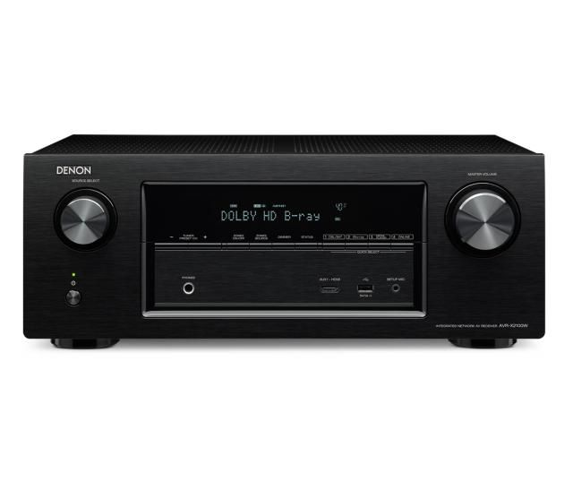 Richer Sounds Home Theater Receiver Wifi Output Device