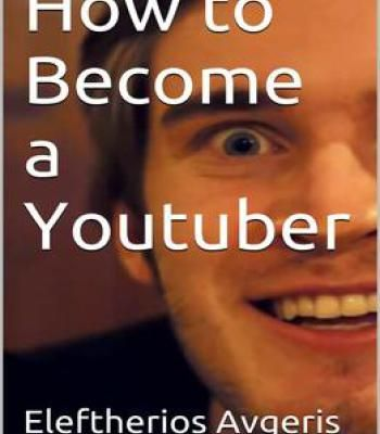 how to become a youtuber pdf