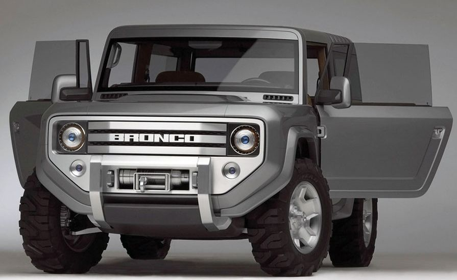 2016 Ford Bronco Hoax or Real
